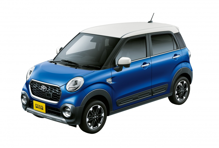 Toyota Pixis Joy launched – a Cast by another name Image #542418