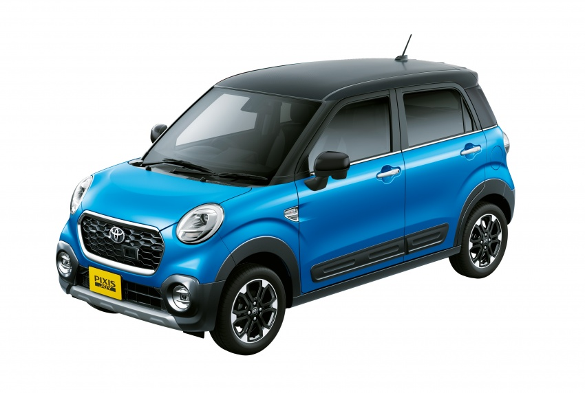 Toyota Pixis Joy launched – a Cast by another name Image #542421