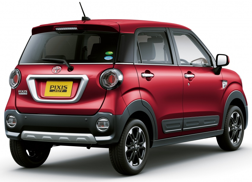 Toyota Pixis Joy launched – a Cast by another name Image #542424