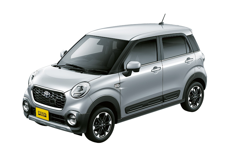 Toyota Pixis Joy launched – a Cast by another name Image #542426