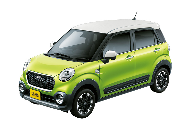 Toyota Pixis Joy launched – a Cast by another name Image #542428