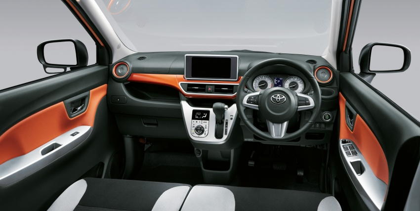 Toyota Pixis Joy launched – a Cast by another name Image #542436