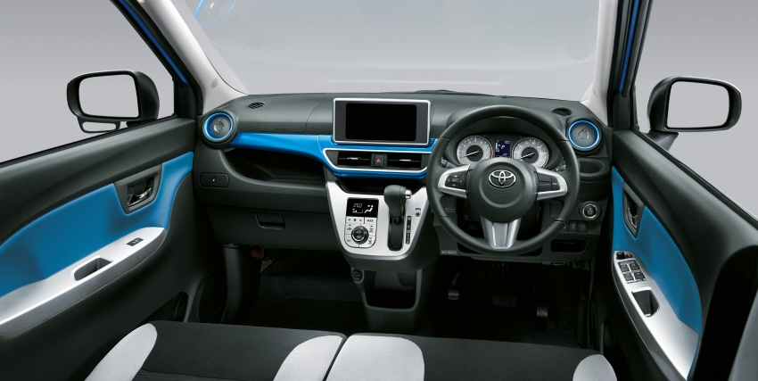 Toyota Pixis Joy launched – a Cast by another name Image #542438