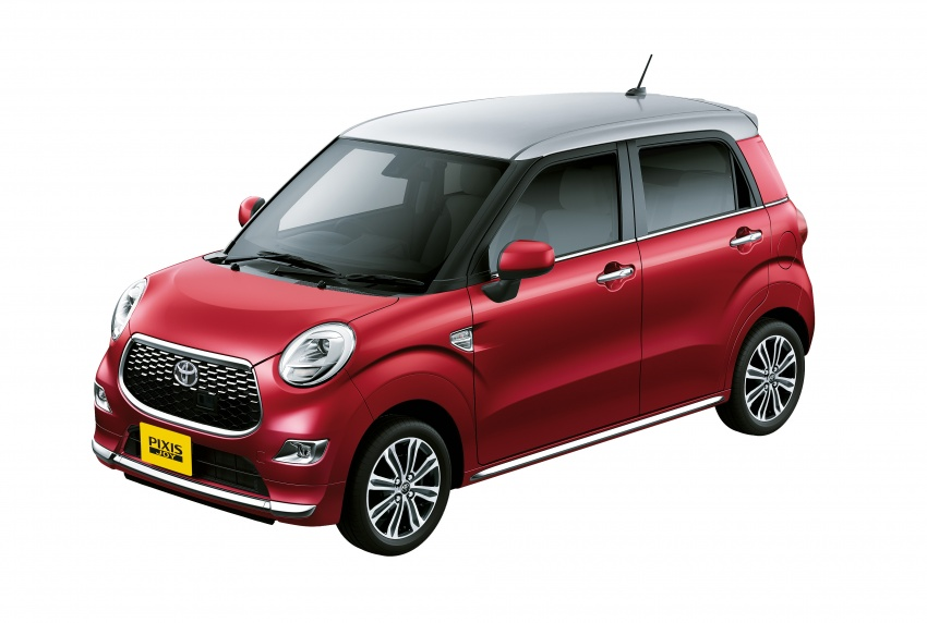 Toyota Pixis Joy launched – a Cast by another name Image #542450