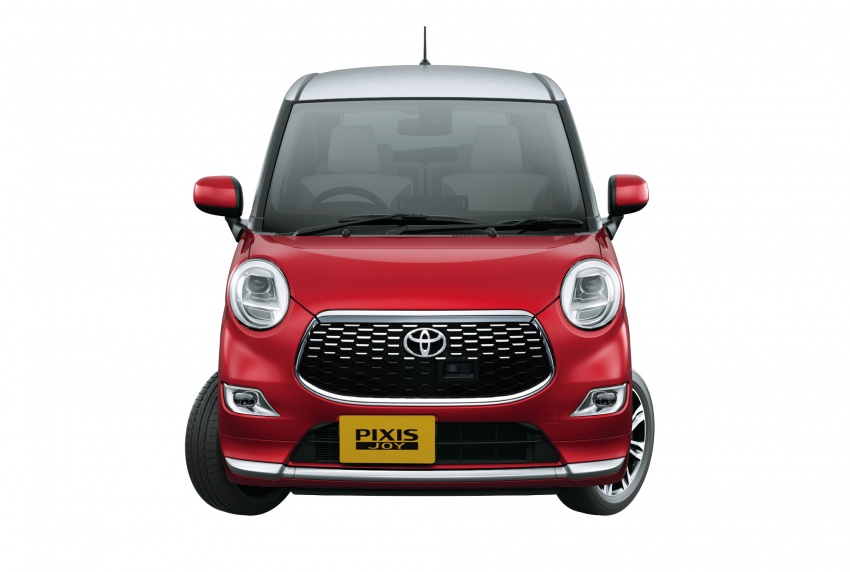 Toyota Pixis Joy launched – a Cast by another name Image #542451