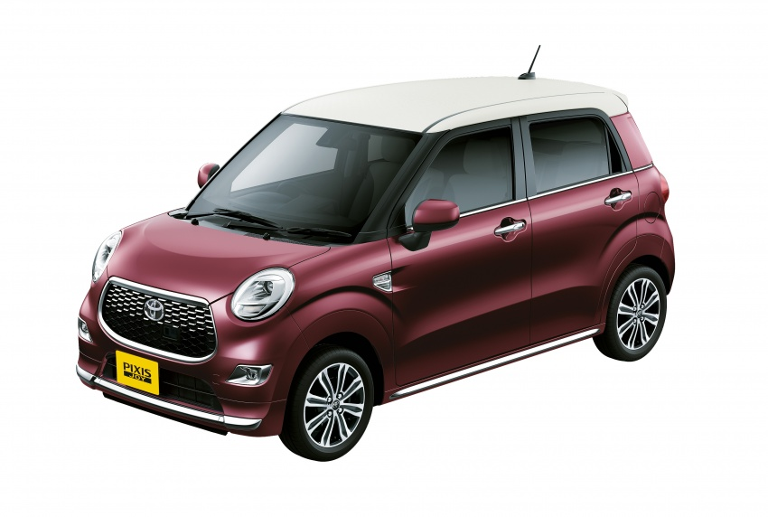Toyota Pixis Joy launched – a Cast by another name Image #542452