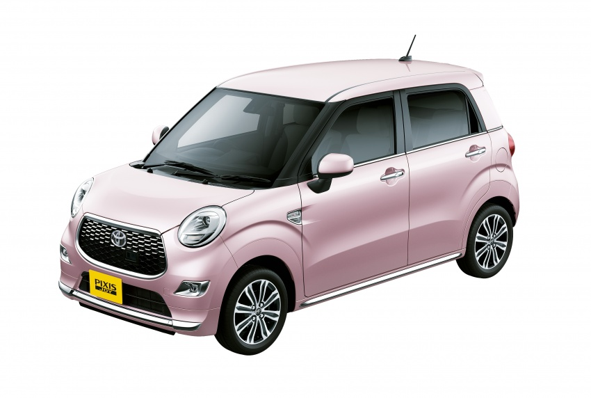 Toyota Pixis Joy launched – a Cast by another name Image #542454