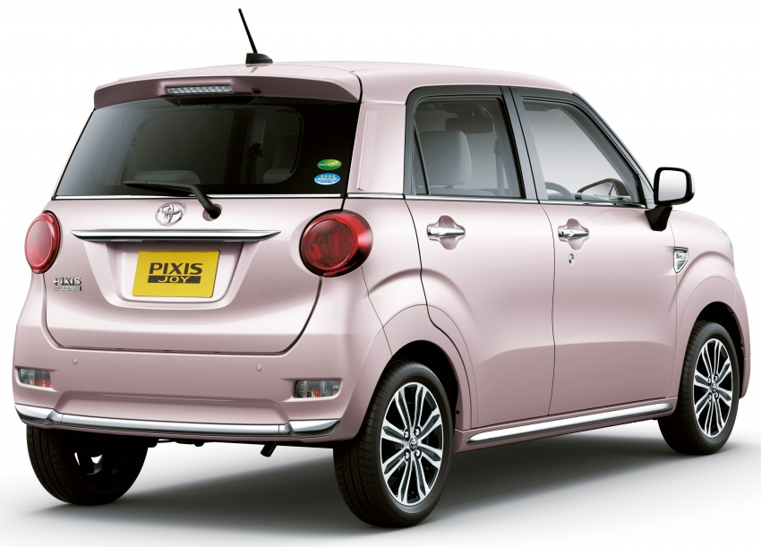 Toyota Pixis Joy launched – a Cast by another name Image #542456