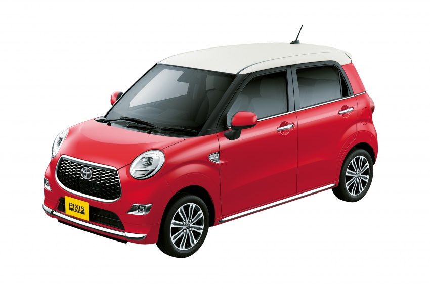 Toyota Pixis Joy launched – a Cast by another name Image #542459