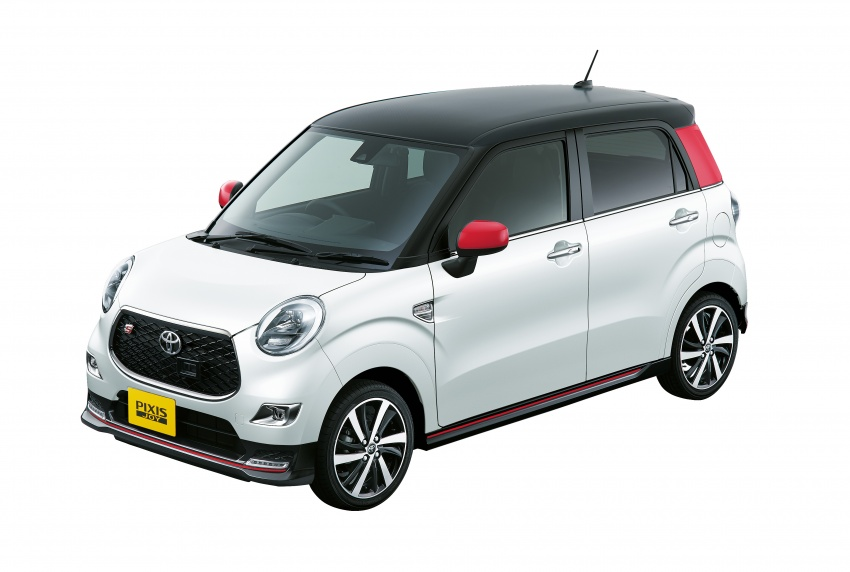 Toyota Pixis Joy launched – a Cast by another name Image #542481