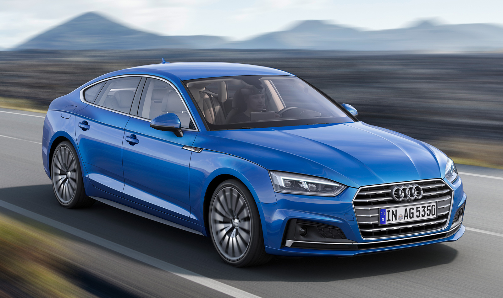 2017 Audi A5 And S5 Sportback Revealed Paris Debut Paul
