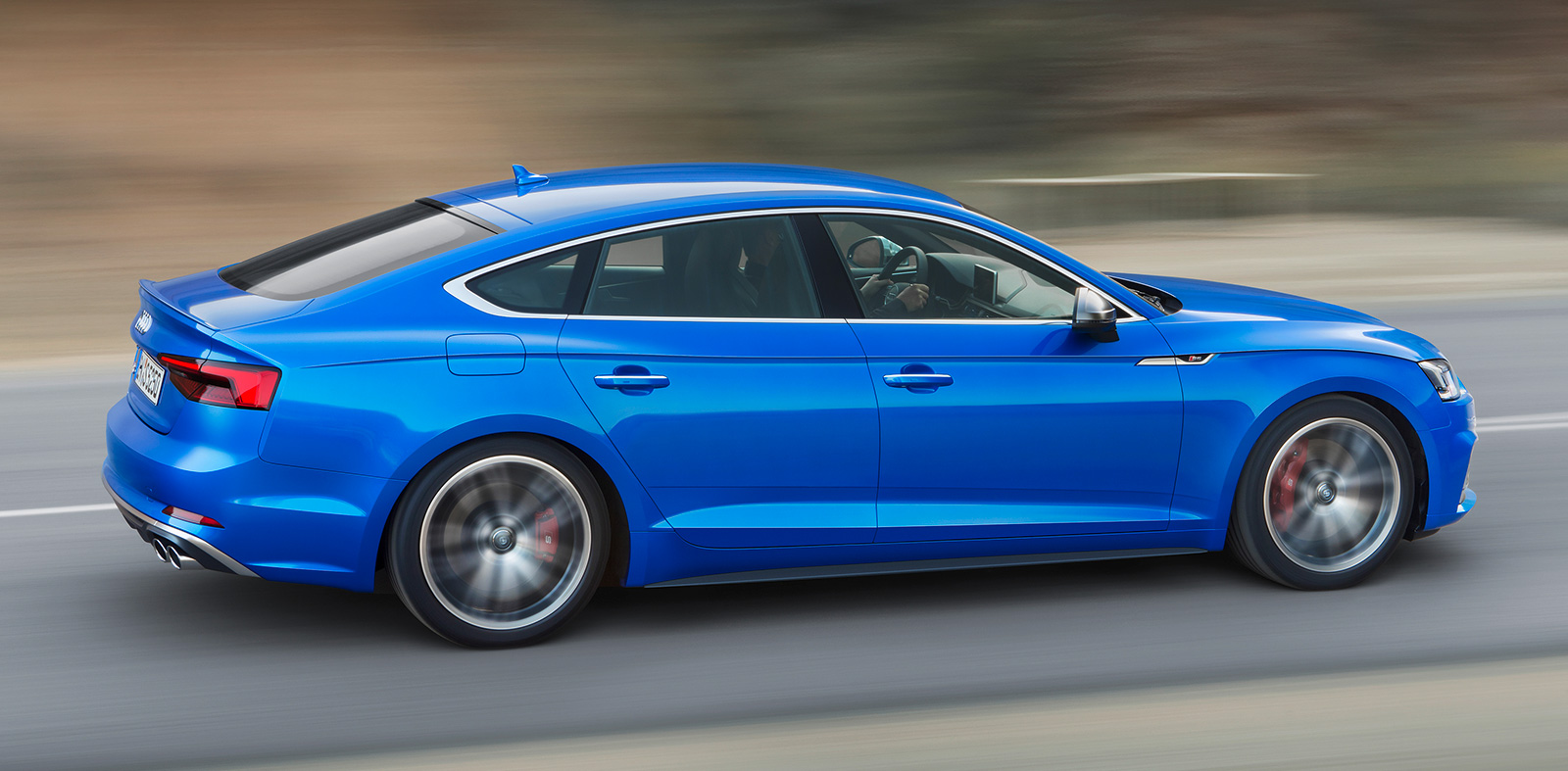 2017 Audi A5 And S5 Sportback Revealed Paris Debut Image