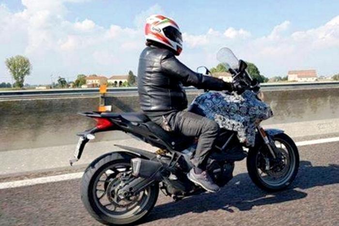 Ducati New Sport Tourer