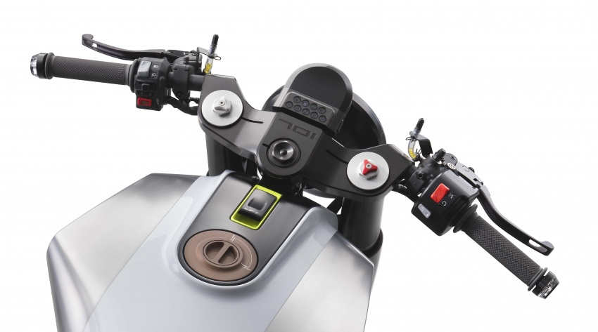Husqvarna Vitpilen 701 to enter production soon? Image #542162