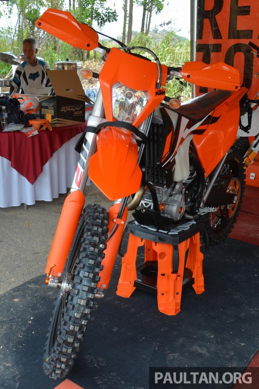 Harga Motocross Ktm
