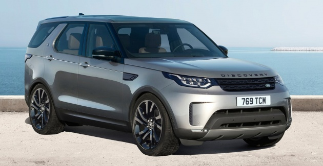 2018 Land Rover Discovery Updated Gets Emergency Braking