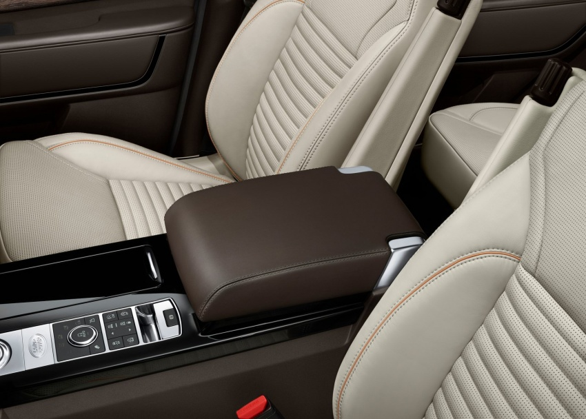 New Land Rover Discovery: full 7-seater, 480 kg lighter Image #555550