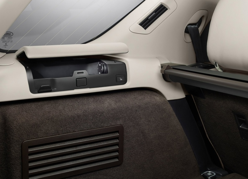 New Land Rover Discovery: full 7-seater, 480 kg lighter Image #555576