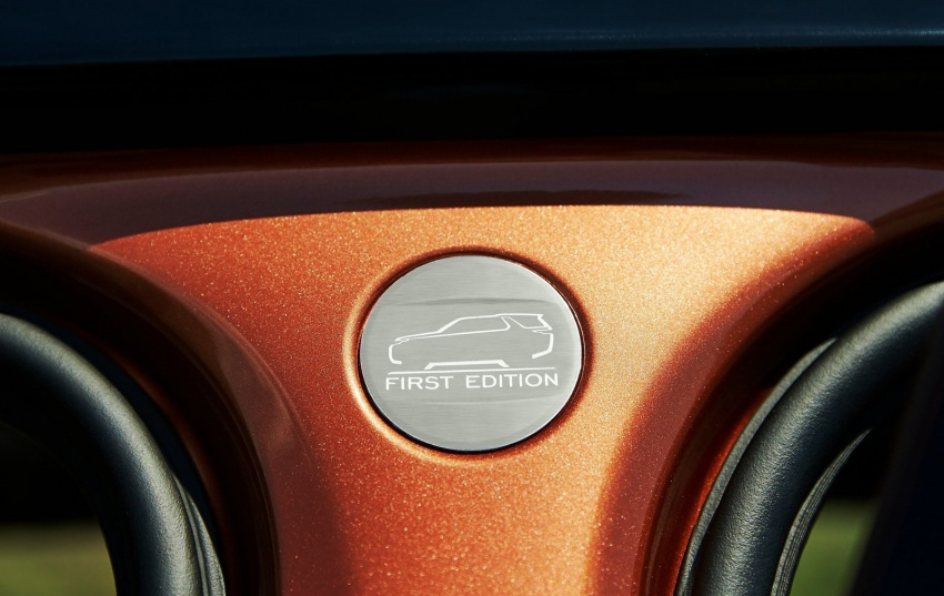 New Land Rover Discovery: full 7-seater, 480 kg lighter Image #555577