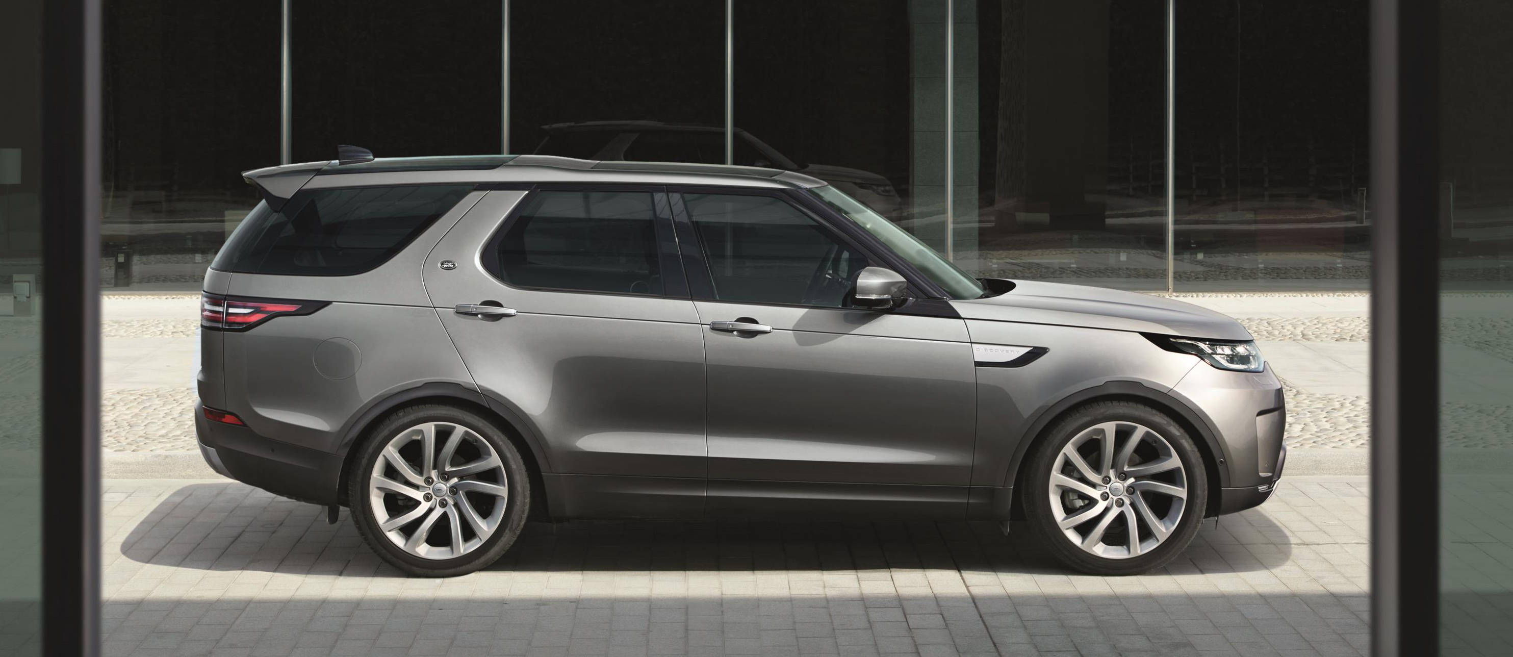 2016 Land Rover >> New Land Rover Discovery: full 7-seater, 480 kg lighter Paul Tan - Image 555583