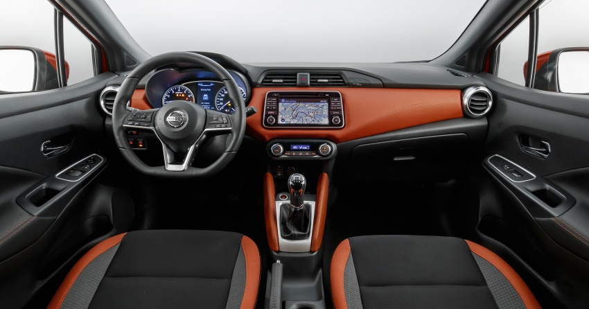 2017 Nissan March – fifth-gen officially revealed Image #555999
