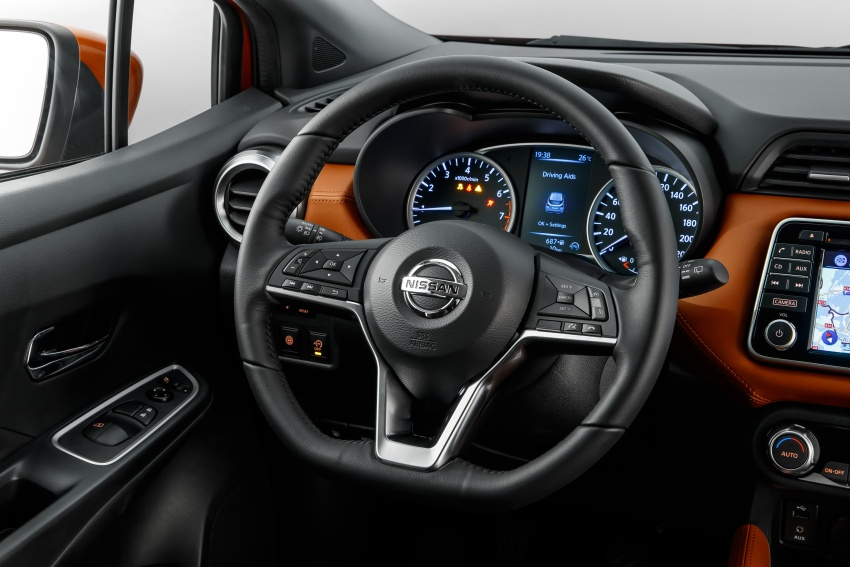 2017 Nissan March – fifth-gen officially revealed Image #556002
