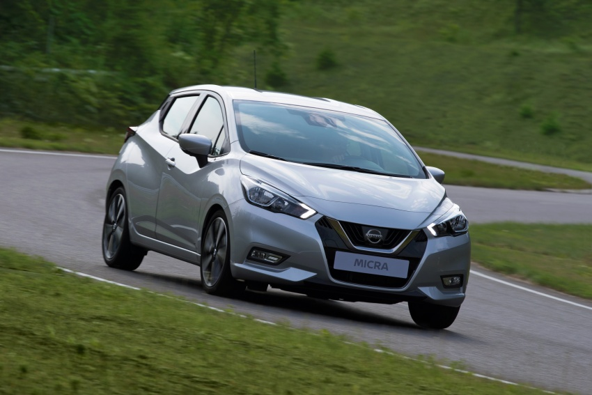 2017 Nissan March – fifth-gen officially revealed Image #556013