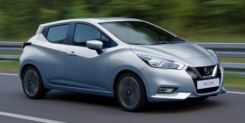 2017 Nissan March – fifth-gen officially revealed Image #556018