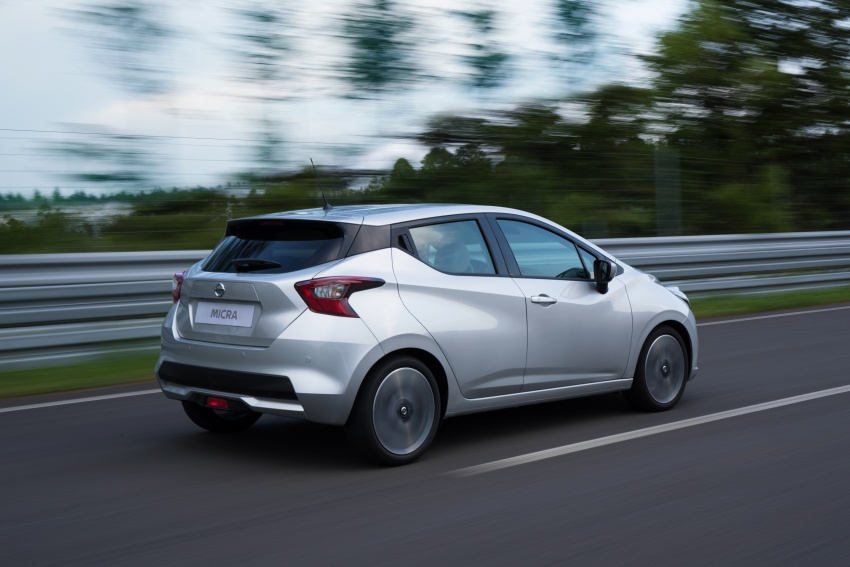 2017 Nissan March – fifth-gen officially revealed Image #556021