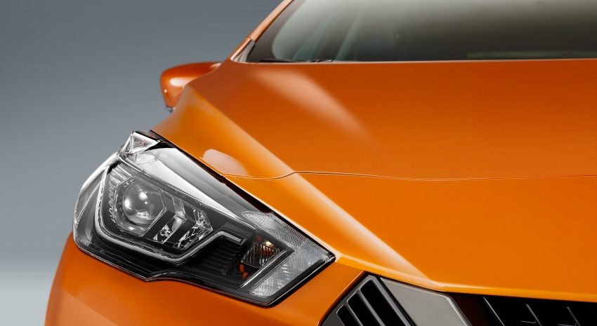 2017 Nissan March – fifth-gen officially revealed Image #555995