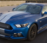 2017 Shelby Mustang GTE 10