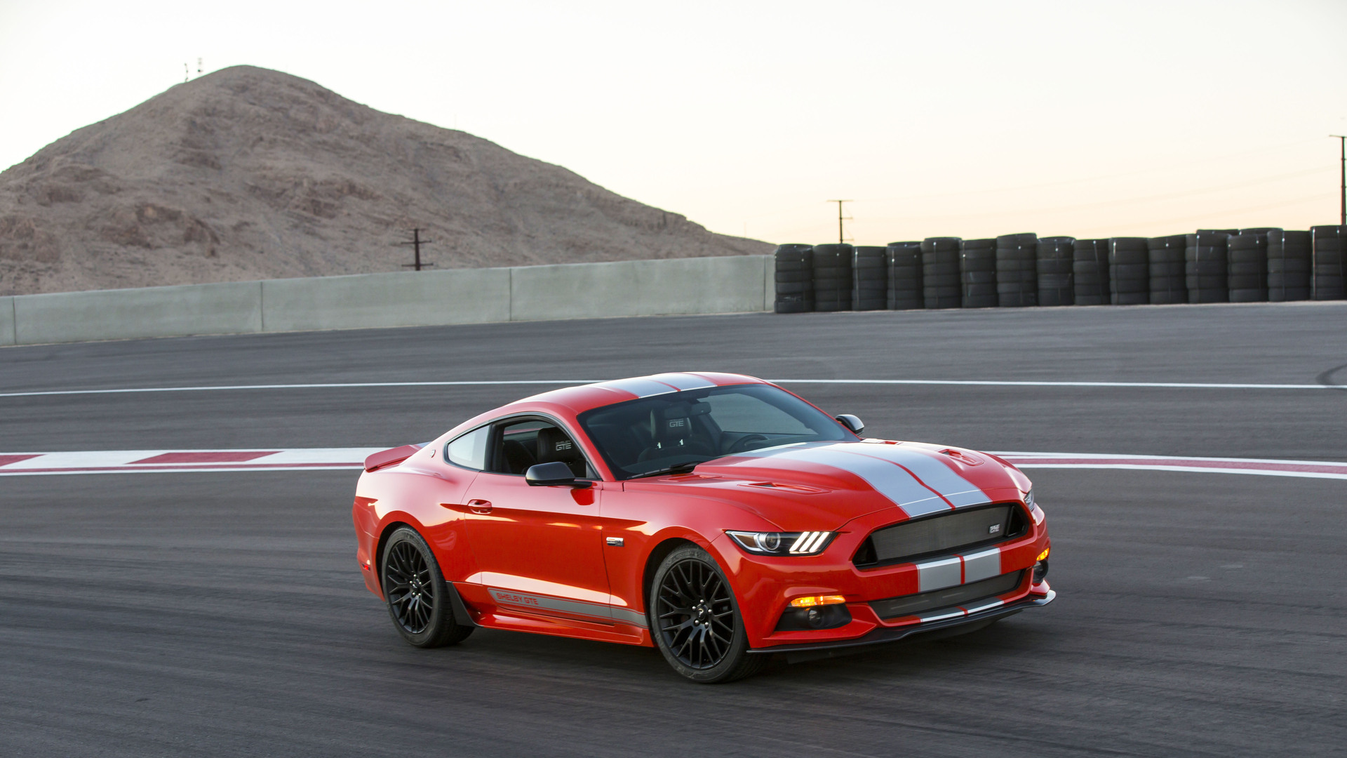 Ford Mustang Shelby Gte If The Gt350 Is Too Much Image
