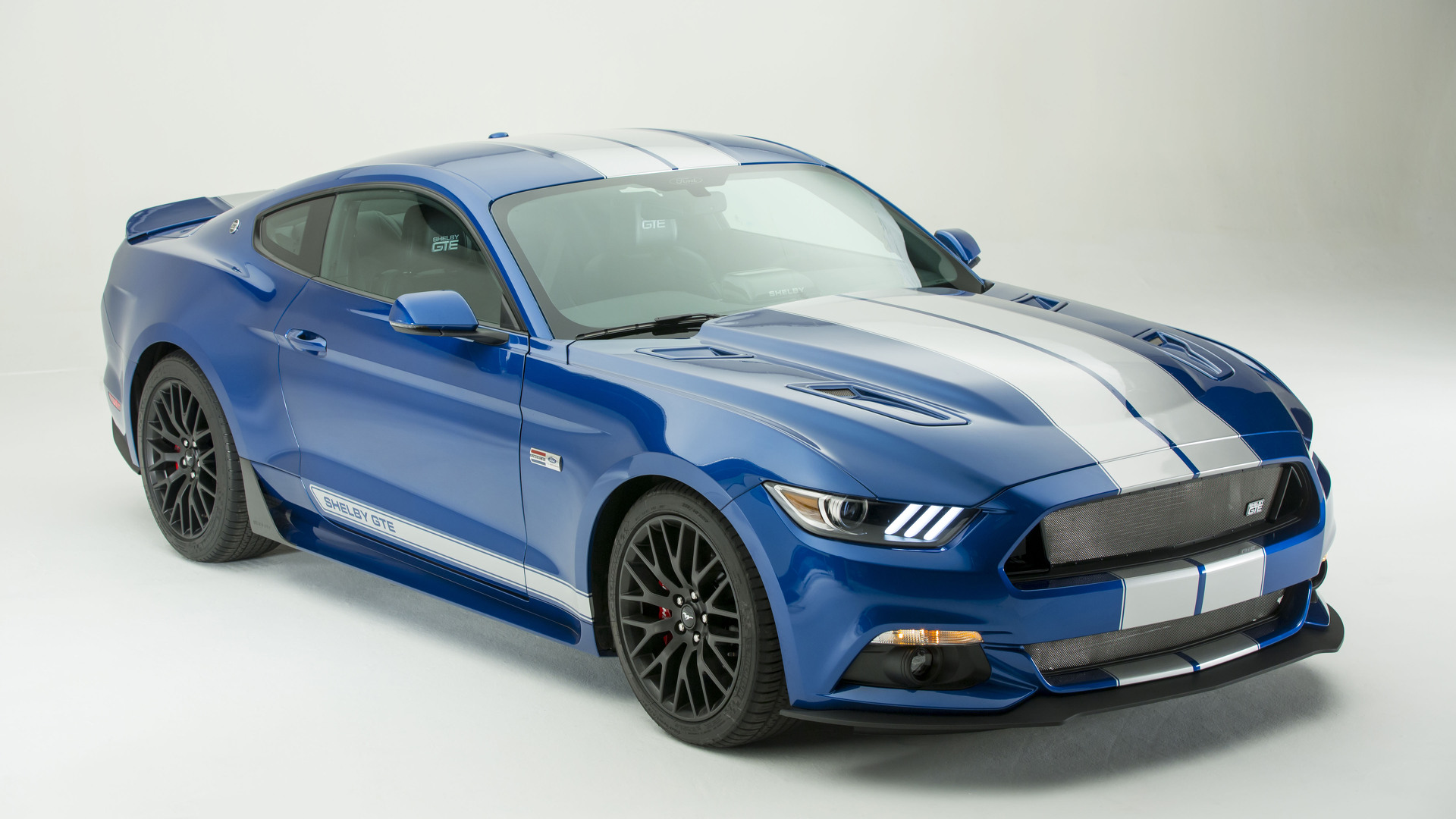 Back to Story: Ford Mustang Shelby GTE – if the GT350 is too much