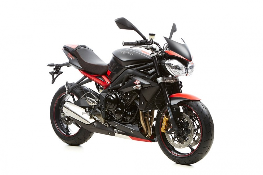 2017 Triumph Street Triple 675R 10th Anniversary limited edition – only 150 units to be made Image #554156