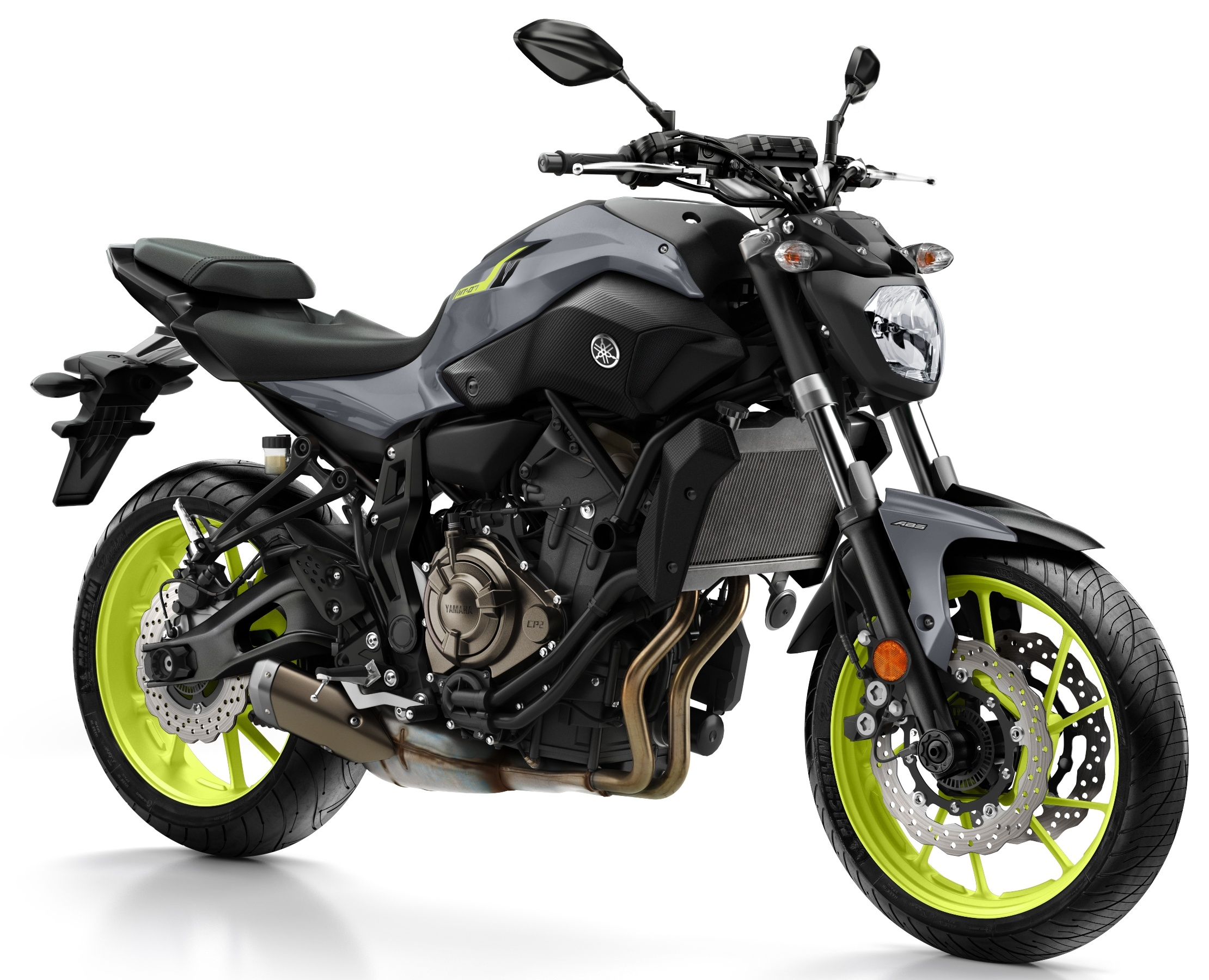 New Yamaha Motorcycles For