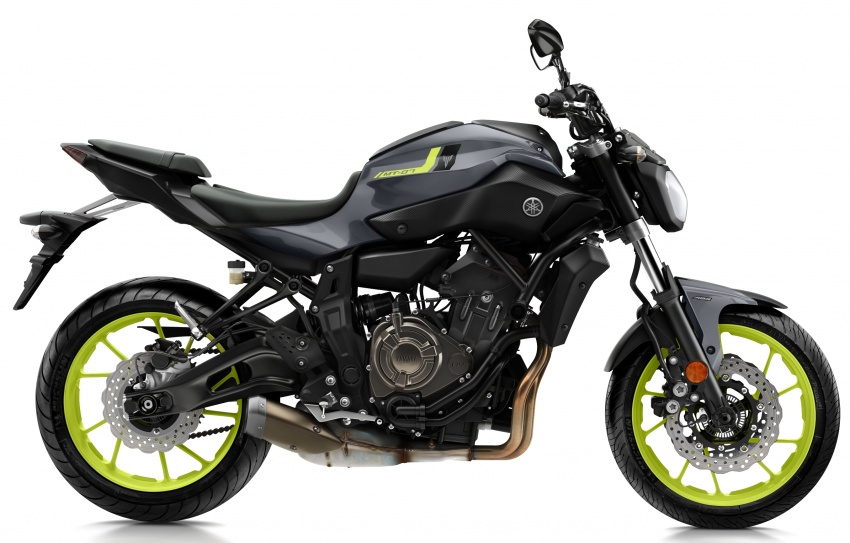 2017 Yamaha motorcycles get new colour schemes Image #556199