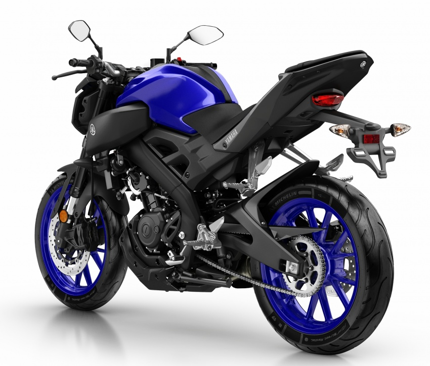 2017 Yamaha motorcycles get new colour schemes Image #556333