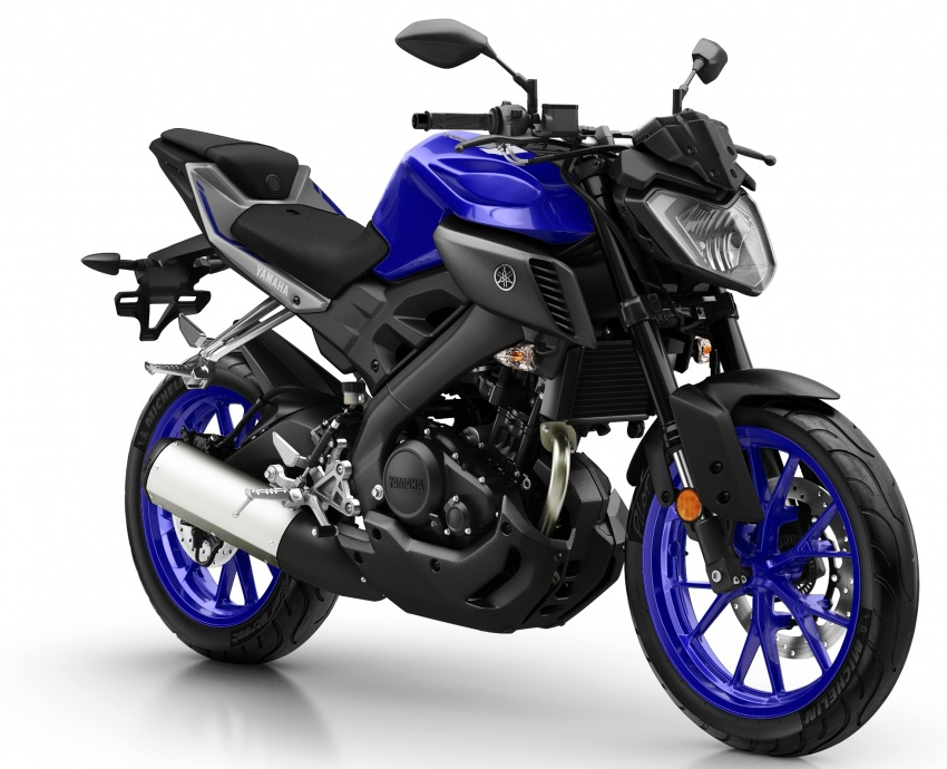 2017 Yamaha motorcycles get new colour schemes Image #556334