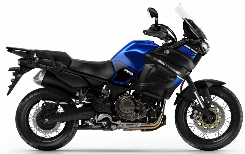 2017 Yamaha motorcycles get new colour schemes Image #556269