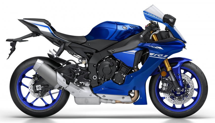 2017 Yamaha motorcycles get new colour schemes Image #556046