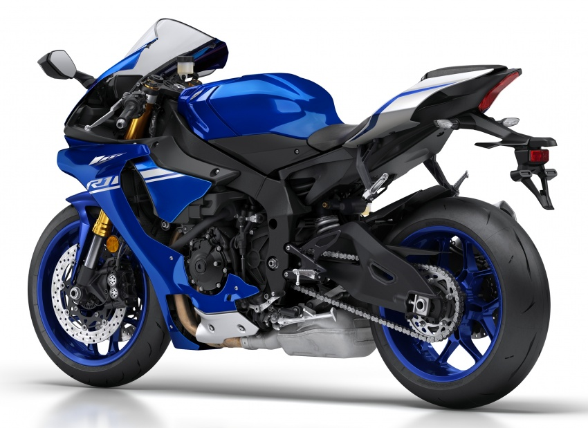 2017 Yamaha motorcycles get new colour schemes Image #556047