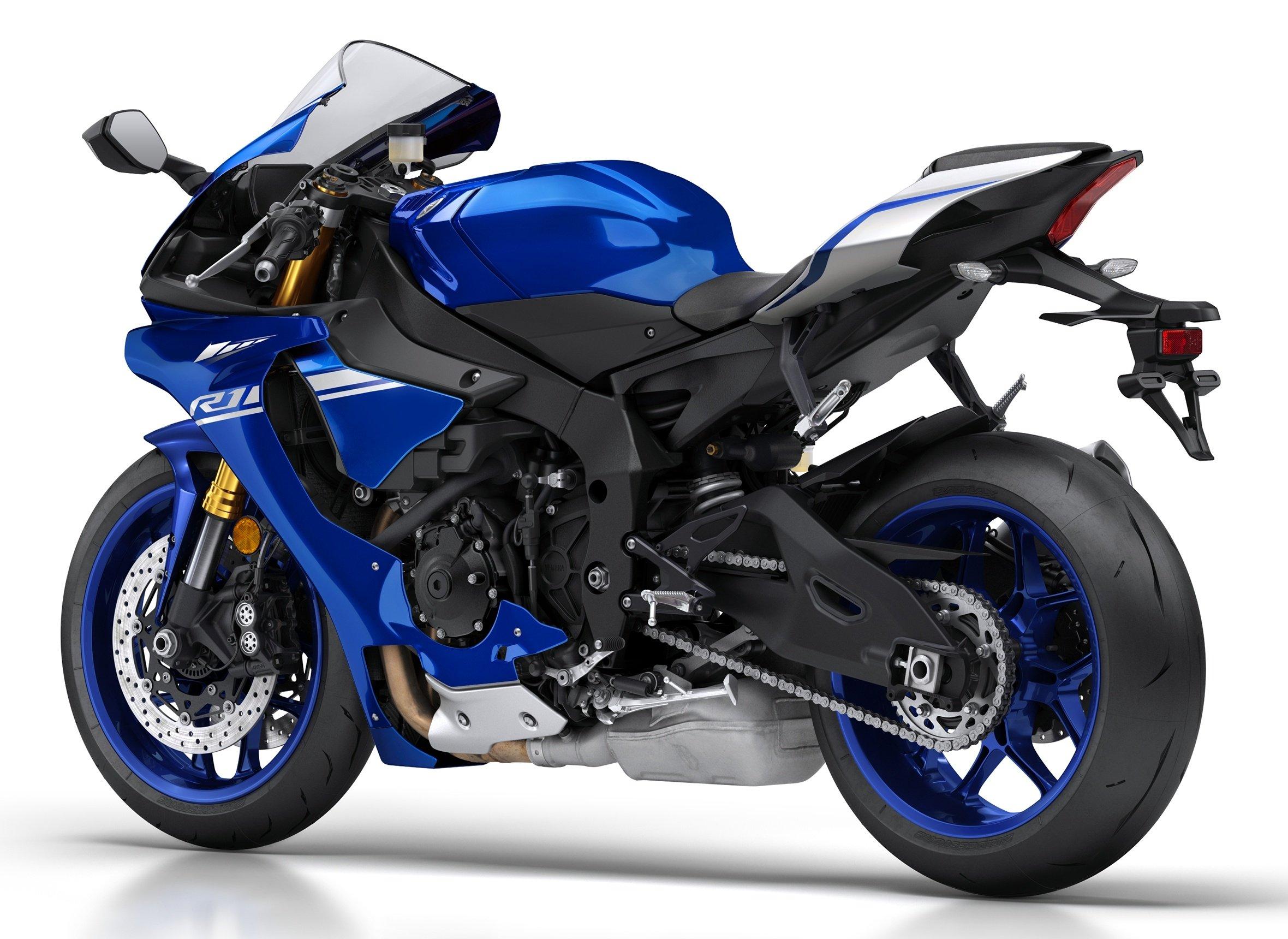 2017 yamaha motorcycles get new colour schemes image 556047. Black Bedroom Furniture Sets. Home Design Ideas