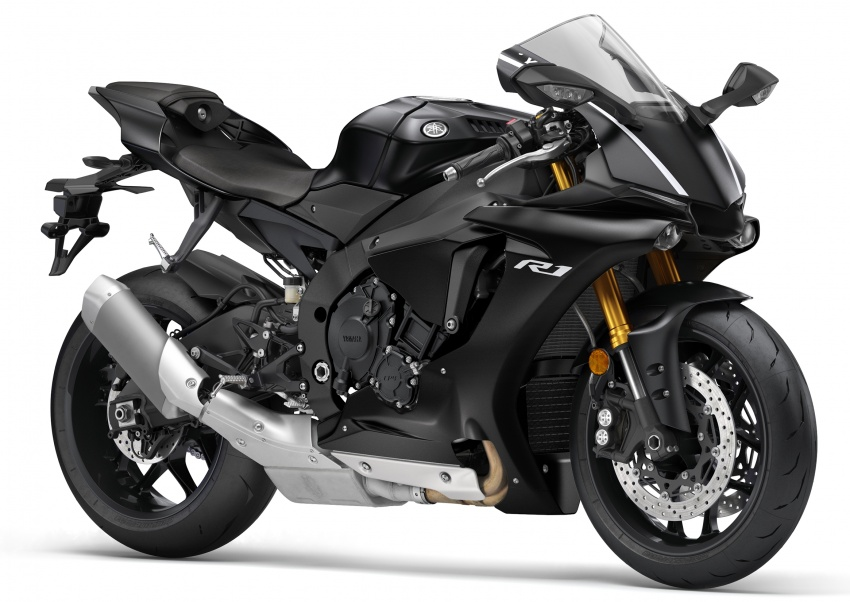 2017 Yamaha motorcycles get new colour schemes Image #556048