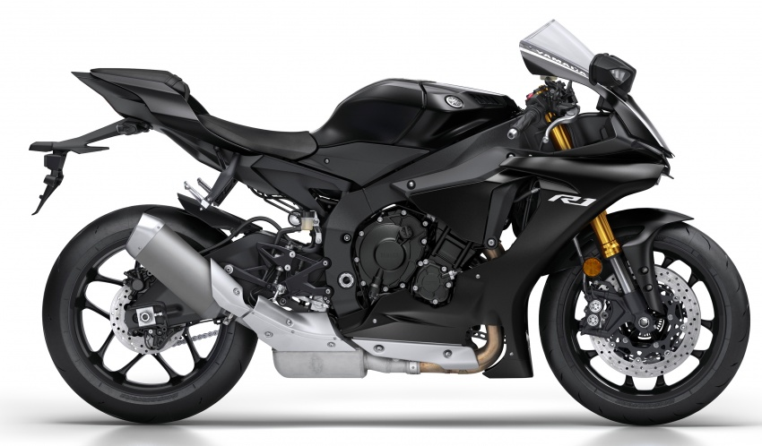 2017 Yamaha motorcycles get new colour schemes Image #556049