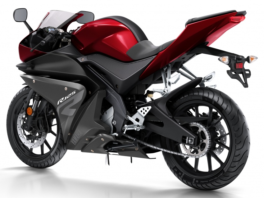 2017 Yamaha motorcycles get new colour schemes Image #556062