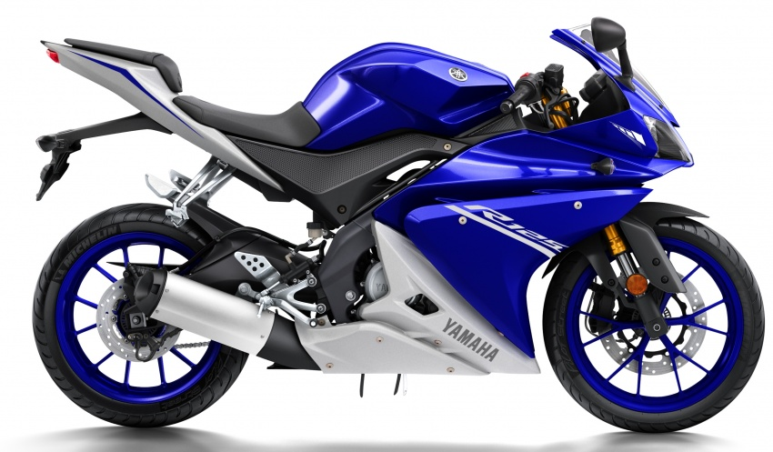 2017 Yamaha motorcycles get new colour schemes Image #556058