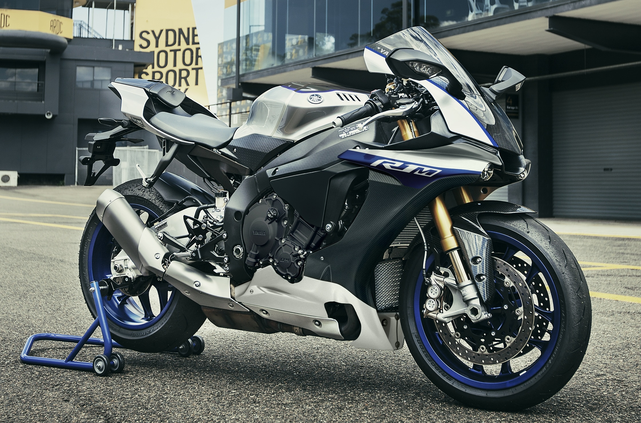 2017 yamaha yzf r1m opens for online order in oct paul tan for Yamaha r1m specs