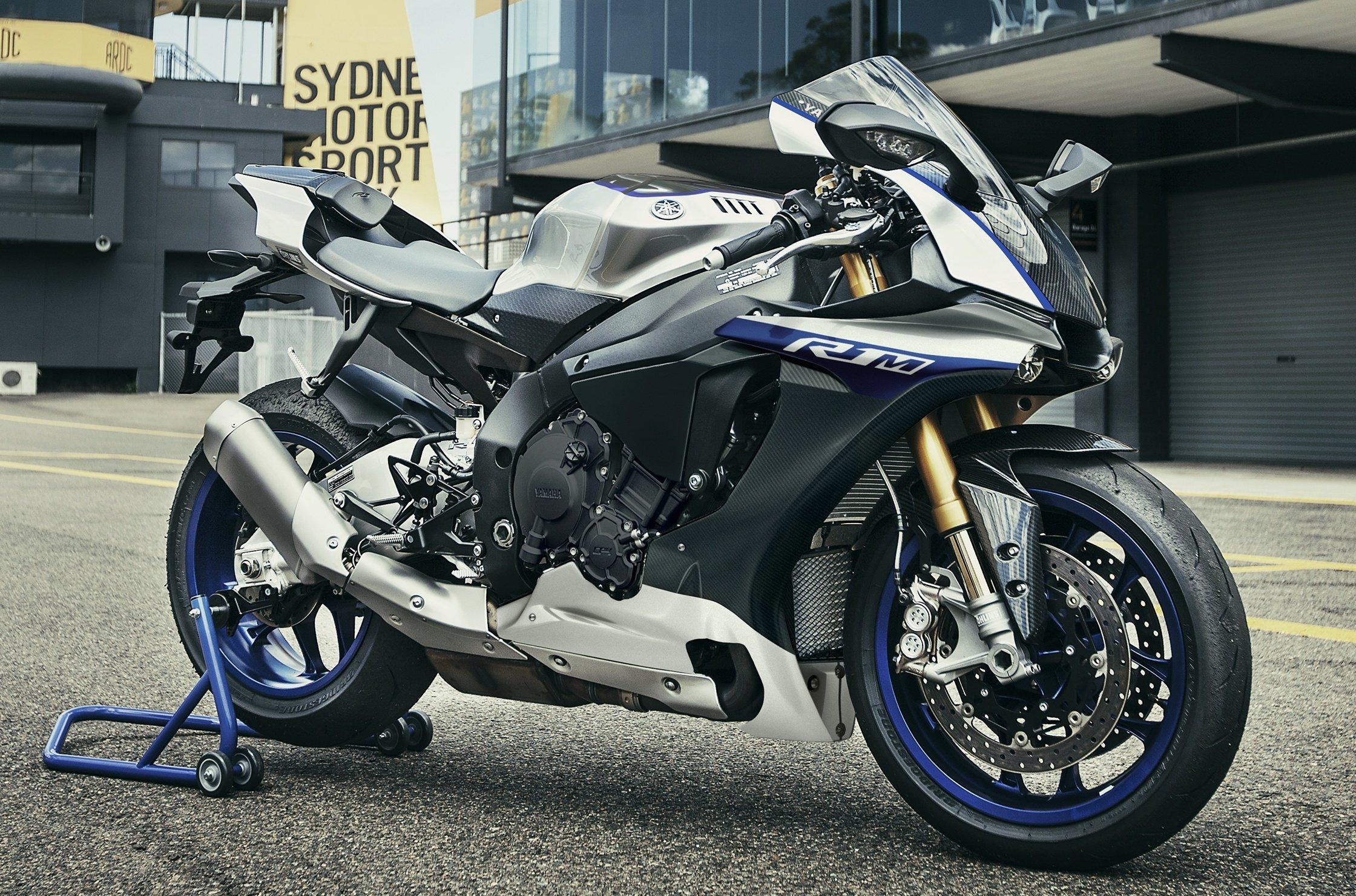 Yamaha Yzf R Rims