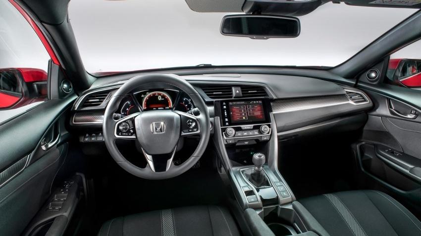 Honda Civic Hatchback makes European debut – built in the UK, 1.0/1.5 VTEC Turbo and 1.6 i-DTEC diesel Image #549819