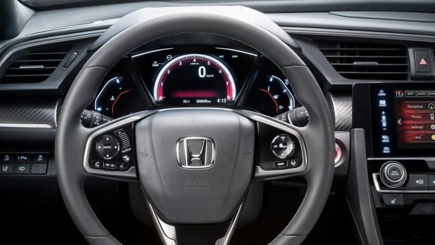 Honda Civic Hatchback makes European debut – built in the UK, 1.0/1.5 VTEC Turbo and 1.6 i-DTEC diesel Image #549820